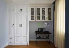 简约 白领 收纳 小资 书房图片来自萩尔空间设计在华丽家族的分享