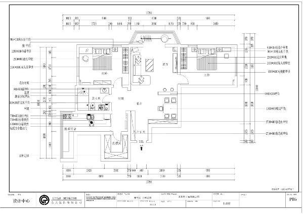 从入口进入,首先是门厅衣帽柜,往前走右边是餐厅,往前走是客厅,客厅右边是主卧,客厅左边是次卧及卫生间,卫生间往前走是厨房,及衣帽间。此户型南北通透,是个不错的户型。
