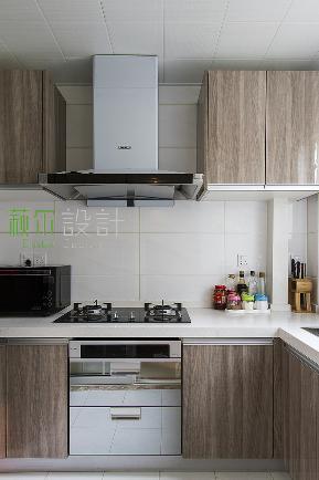 简约 白领 收纳 小资 厨房图片来自萩尔空间设计在兰香缘的分享