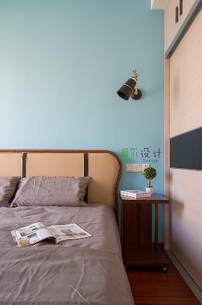 简约 三居 白领 收纳 80后 小资 卧室图片来自萩尔空间设计在小酒窝的分享