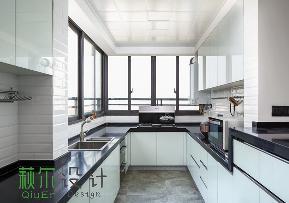 简约 白领 收纳 80后 小资 厨房图片来自萩尔空间设计在留白的分享