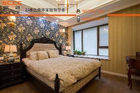 简约 田园 欧式 混搭 三居 旧房改造 实创装饰 卧室图片来自邯郸实创在邯郸实创装饰美的城美式装修案例的分享