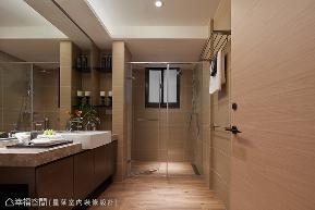 三居 现代 卫生间图片来自幸福空间在打开黝暗印象 老屋透亮第二春的分享