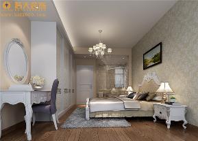 欧式 卧室图片来自深圳浩天装饰在浩天装饰领航城-现代欧式的分享