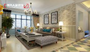 天泰玉泽园 客厅图片来自太原城市人家原卯午在天泰玉泽园140平米现代简约设计的分享