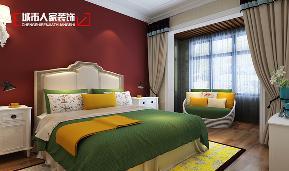 卧室图片来自太原城市人家原卯午在天泰玉泽园140平米现代简约设计的分享