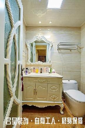 欧式 二居 卫生间图片来自名星装饰在百步亭现代城样板房的分享