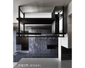 三居 工业风 小户型 厨房图片来自幸福空间在调制美式轻工业 50平个性风居宅的分享