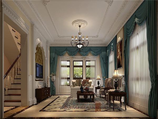 白色调时尚温馨不突兀,客厅的白色墙面发出的是淡雅清新的现代简欧味道,时尚的米白色调沙发与电视背景墙的呼应,让整个客厅营造出时尚、高贵、轻松、愉悦的视觉感空间,营造出一个朴实之中的时尚简欧家居设计。