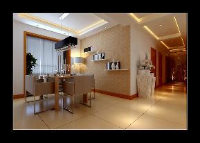 简约 餐厅图片来自峰光无限装饰小陈在金辉世界城三居室125平现代简约的分享