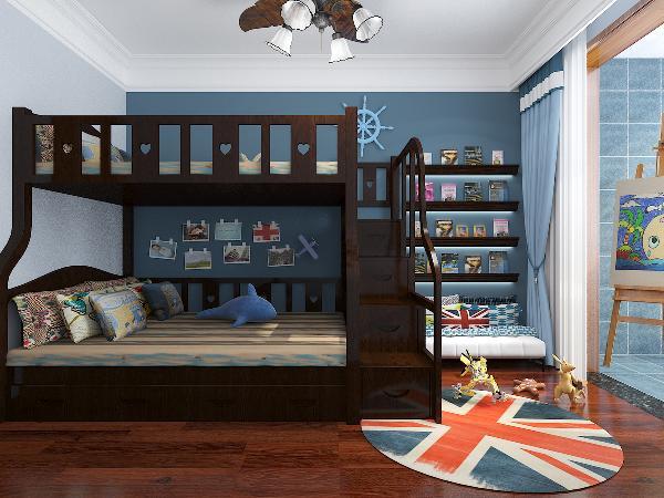 卧室作为主人的私密空间,大多数考虑的功能性以及实用舒适作为重点,一般都不设吊灯,多以软装搭配作为体现,整体温馨