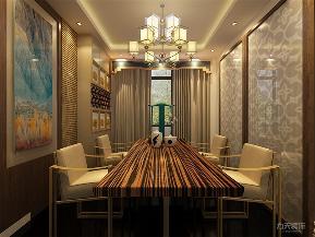 简约 现代 三居 收纳 小资 餐厅图片来自阳光力天装饰在力天装饰-江南城-133㎡-现代简约的分享