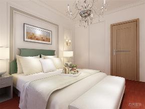 简约 现代 二居 白领 小资 卧室图片来自阳光力天装饰在力天装饰-中信公园-99㎡-现代的分享