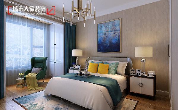 现代简约卧室设计