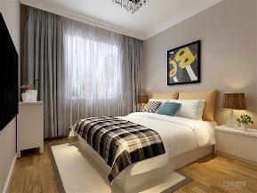 简约 现代 二居 收纳 小资 卧室图片来自阳光力天装饰在力天装饰- 佳园里-79㎡-现代的分享