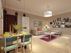 简约 现代 二居 收纳 小资 客厅图片来自阳光力天装饰在力天装饰- 佳园里-79㎡-现代的分享
