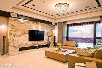 美景缭绕的330平现代古典宅