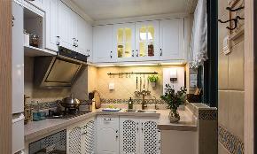 三居 地中海 白领 收纳 80后 小资 厨房图片来自今朝装饰张智慧在今朝装饰 建筑庭院地中海风格的分享
