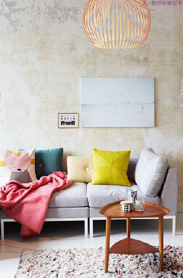 二、以实用功能为前提   设计的目的是为居者创造一个美好舒适的生活环境,所有的设计都应该合理适用。美观是基于实用之上的设计,这样才能满足居者的生活需求。