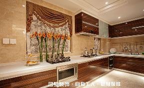 四居 新古典 厨房图片来自名星装饰在世纪江尚样板房的分享