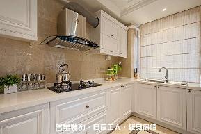 二居 新古典 厨房图片来自名星装饰在福星华府样板房的分享