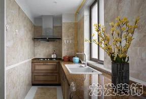 厨房图片来自成都装修找龙发在天悦龙庭装修案例 147平的分享