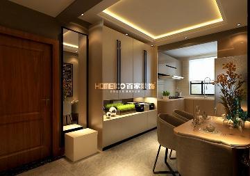 鑫丰雍景豪城246平东南亚风格