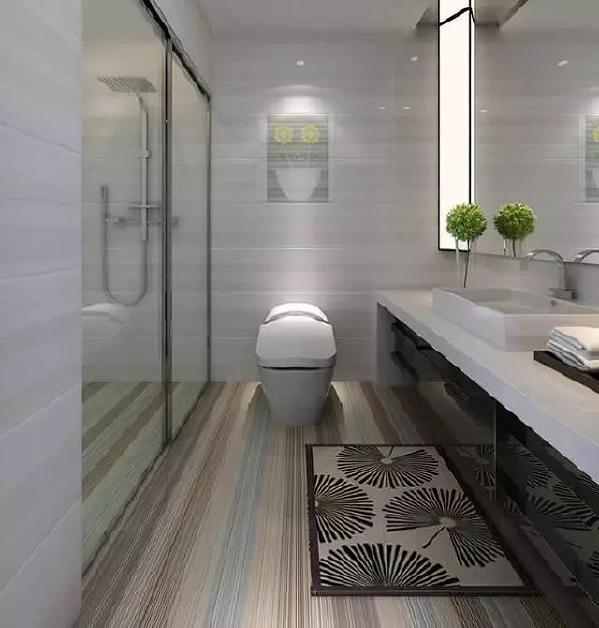 亮光釉面砖:凸显清洁度和明亮感 亮光釉面砖是釉面砖的一种,它明亮感强,防水、易清洁,适合于光线较暗的空间或厨卫墙面等。