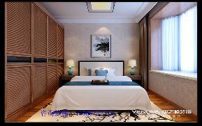 太原业之峰 新中式 漪汾华苑 环保 卧室图片来自太原业之峰诺华装饰杨丽茹在新中式的家的分享