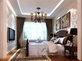 欧式 别墅 小资 大户型 高帅富 白富美 卧室图片来自高度国际姚吉智在龙湾别墅500㎡古典欧式法则的分享