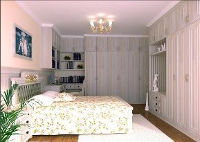 简约 卧室图片来自峰光无限装饰小陈在紫薇希望城90㎡现代简约的分享