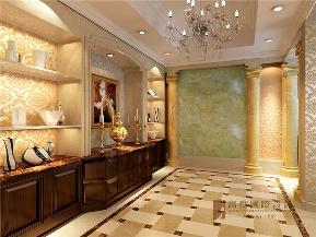 欧式 别墅 小资 大户型 高帅富 白富美 其他图片来自高度国际姚吉智在龙湾别墅500㎡古典欧式法则的分享
