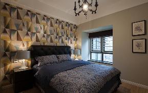 卧室图片来自家装大管家在220平日式简约平层 夏日清新之家的分享