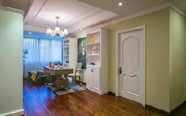 书房,开放式设计,凸显空间