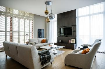 现代典雅的设计之家