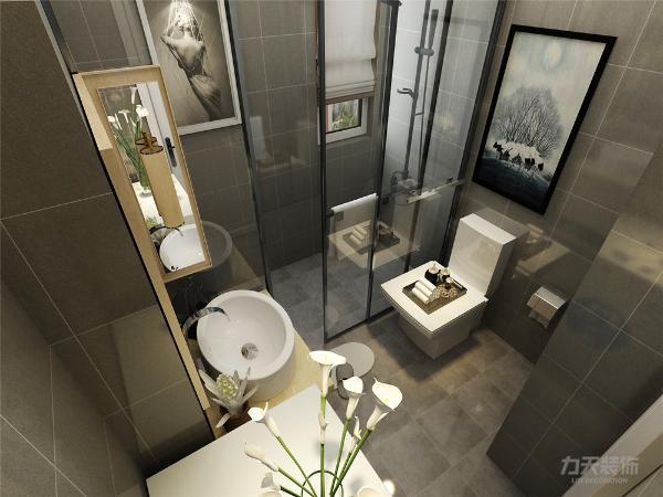 本次的设计是现代简约风格,户型,荣都嘉园,两室两厅一厨一卫57.3㎡。