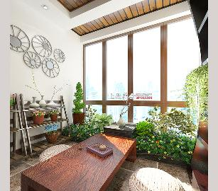 长沙辉煌国际中式设计