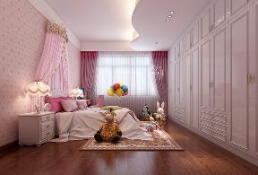 别墅 儿童房图片来自深圳浩天装饰在浩天装饰-松岗西山别墅区的分享