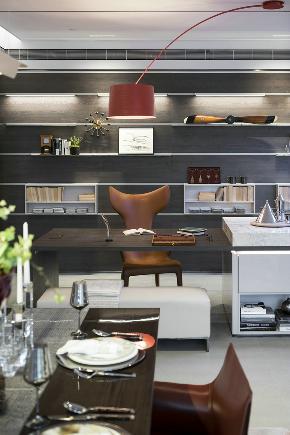 北欧 80后 三居 简约 客厅图片来自金空间装饰集团在怡海星城111.92平米北欧风的分享