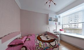 儿童房图片来自家装大管家在摩登洋派 139平简约台式时尚3居的分享