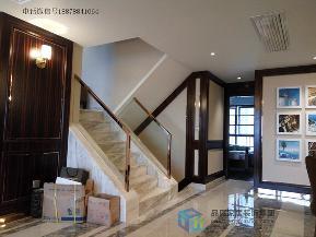 现代风格 现代奢华风 完工实景图 白领 小资 楼梯图片来自广西品匠装饰集团在澜湾九里现代奢华风格完工实景图的分享