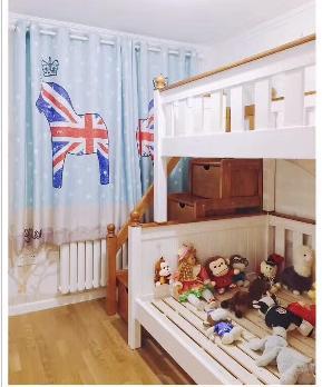 简约 三居 80后 收纳 小资 儿童房图片来自极装吉住装修在宝汇苑的分享