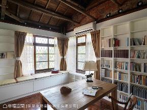 三居 旧房改造 书房图片来自幸福空间在日光书香 再续60年老屋幸福记忆的分享