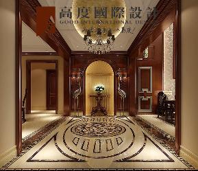 混搭 复古 别墅 其他图片来自高度国际设计严振宇在旭辉御府267平米中西混搭复式的分享