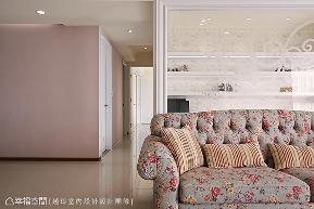 四居 混搭 客厅图片来自幸福空间在新古典乡村 活化书房机能超弹性的分享