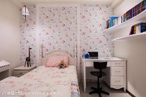 四居 混搭 儿童房图片来自幸福空间在新古典乡村 活化书房机能超弹性的分享