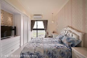 四居 混搭 卧室图片来自幸福空间在新古典乡村 活化书房机能超弹性的分享