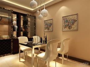 混搭 二居 收纳 小资 餐厅图片来自阳光力天装饰在力天装饰- 天房美域-98㎡-混搭的分享