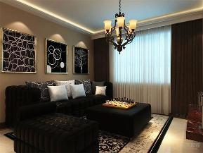 混搭 二居 收纳 小资 客厅图片来自阳光力天装饰在力天装饰- 天房美域-98㎡-混搭的分享