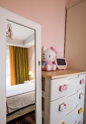 儿童房图片来自家装大管家在幸福时光 145平新古典混搭轻奢居的分享